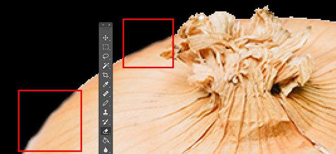 Photoshopで自動選択ツールを使って切り抜き+消しゴムツールで背景と馴染ませる方法