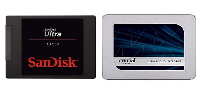 おすすめSSD,HDD比較と価格,使い方!2019年最新版