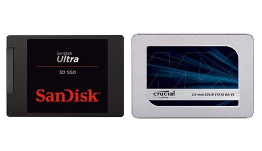 SSDおすすめ比較と価格,使い方!2019年最新版