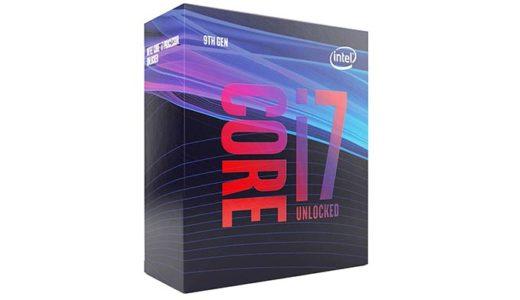 Corei7-9700が新登場!8700,9600Kとコスパ性能比較|Intelはどこへ向かのか